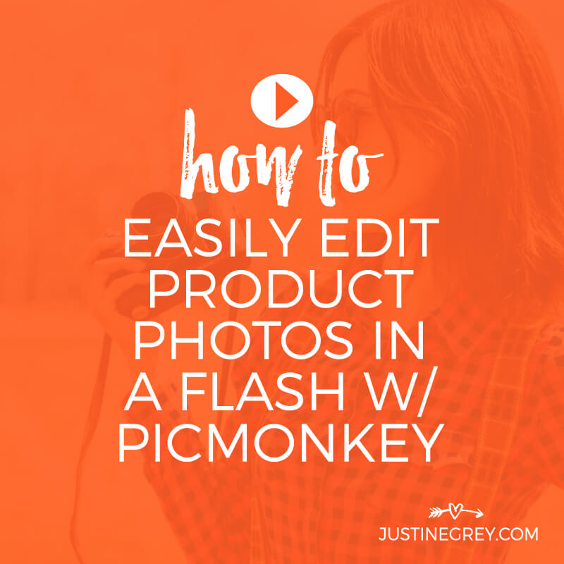 PicMonkey Tutorial - How To Easily Edit Product Photos