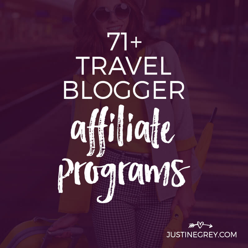 71+ Travel Affiliate Programs for Nomad and Travel Bloggers